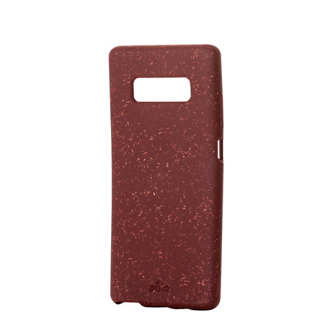 Beetroot Red Samsung Note8 Eco-Friendly Phone Case