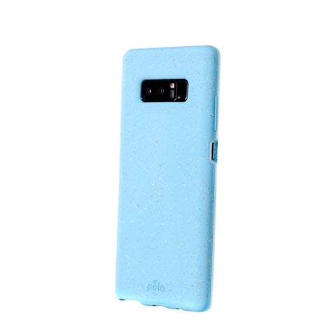 Sky Blue Samsung Note8 Eco-Friendly Phone Case