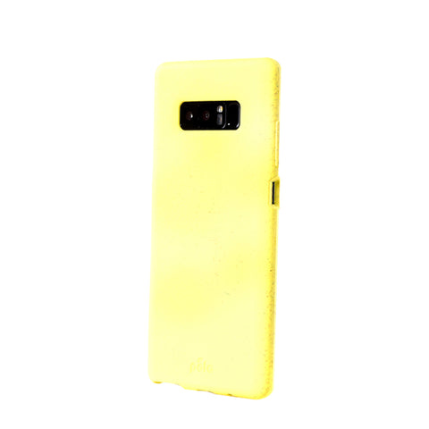 Sunshine Yellow Samsung Note8 Eco-Friendly Phone Case