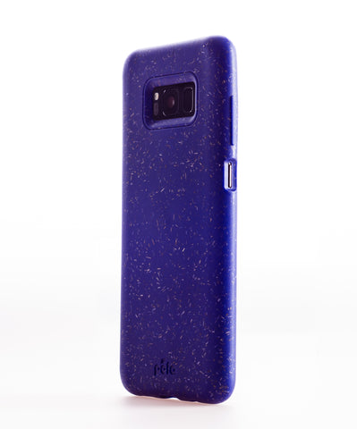 Blue Samsung S8 Eco-Friendly Phone Case