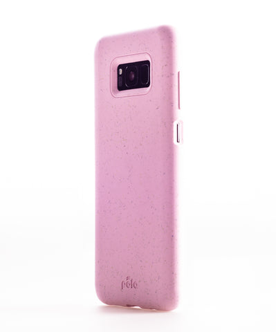 Rose Quartz Samsung S8+(Plus) Eco-Friendly Phone Case