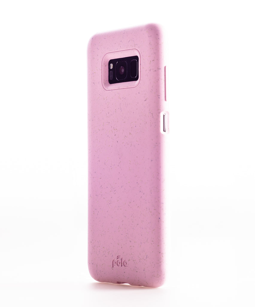 Rose Quartz Samsung S8 Eco-Friendly Phone Case