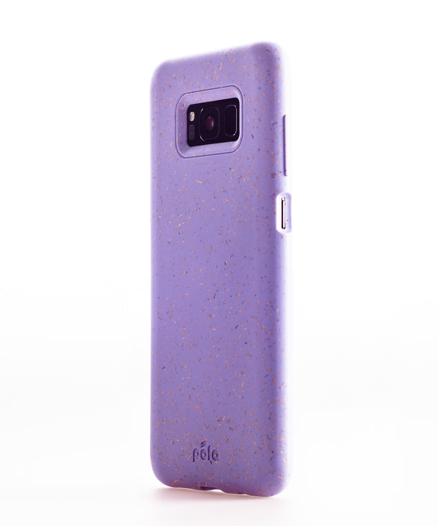 Lavender Samsung S8 Eco-Friendly Phone Case