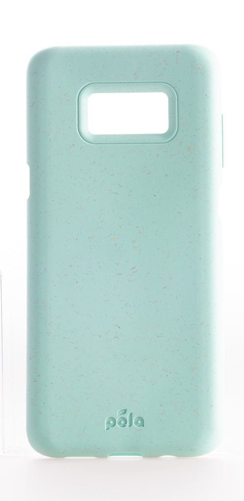 Ocean Turquoise Samsung S8 Eco-Friendly Phone Case