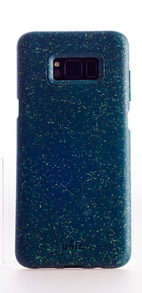 Green Samsung S8+(Plus) Eco-Friendly Phone Case