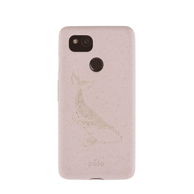 Space Whale Samsung S10 Case