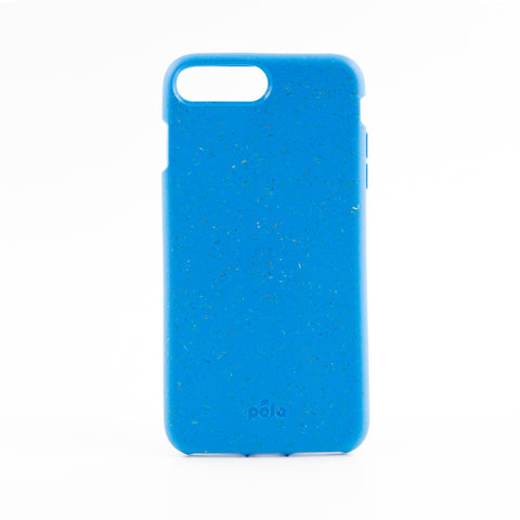 Oceana Blue Eco-Friendly iPhone Plus Case