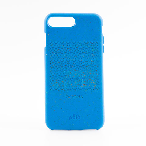 Oceana ''Wavemaker'' Eco-Friendly iPhone Plus Case