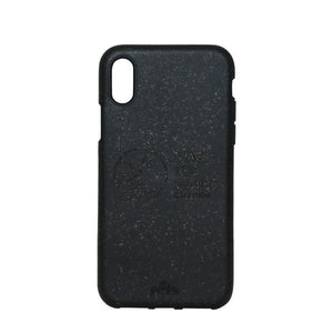 Save The Waves Eco-Friendly iPhone XS Max Case - Black