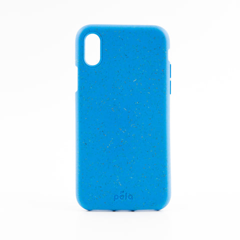 Oceana Blue Eco-Friendly iPhone X Case