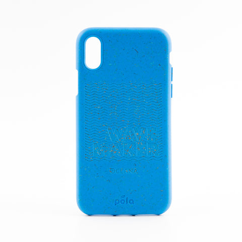 Oceana ''Wavemaker'' Eco-Friendly iPhone X Case