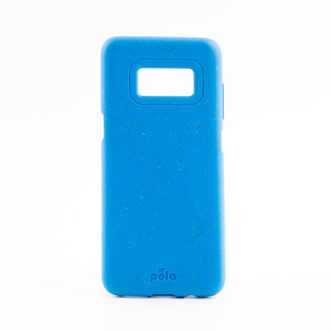 Oceana Blue Samsung S8+(Plus) Eco-Friendly Phone Case