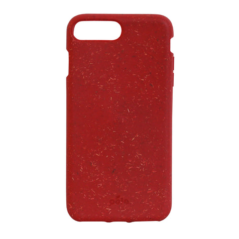 Red Eco-Friendly iPhone Plus Case
