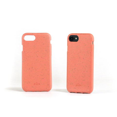 *New* Peach Eco-Friendly iPhone 7 Case