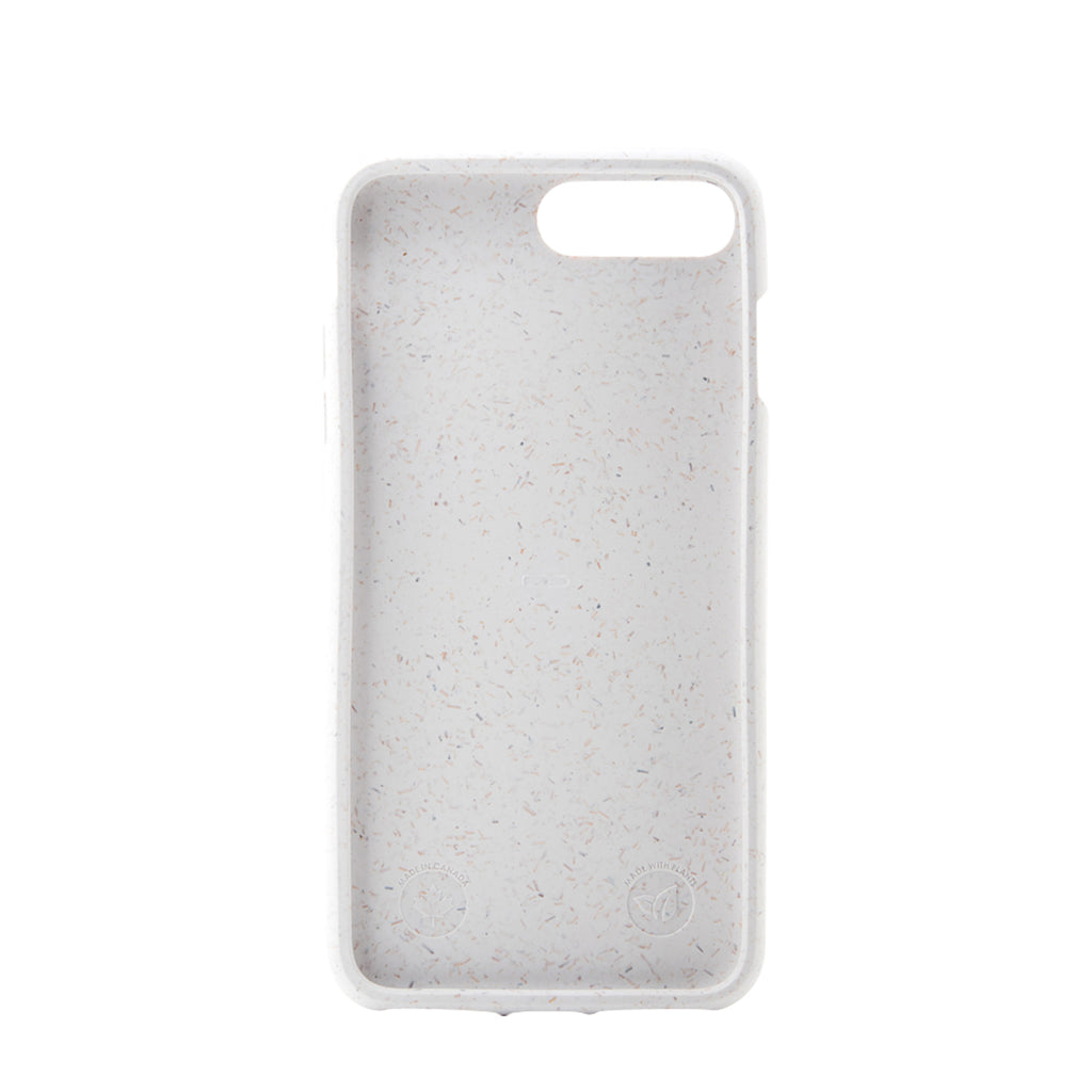 ROAM White Eco-Friendly iPhone Plus Case