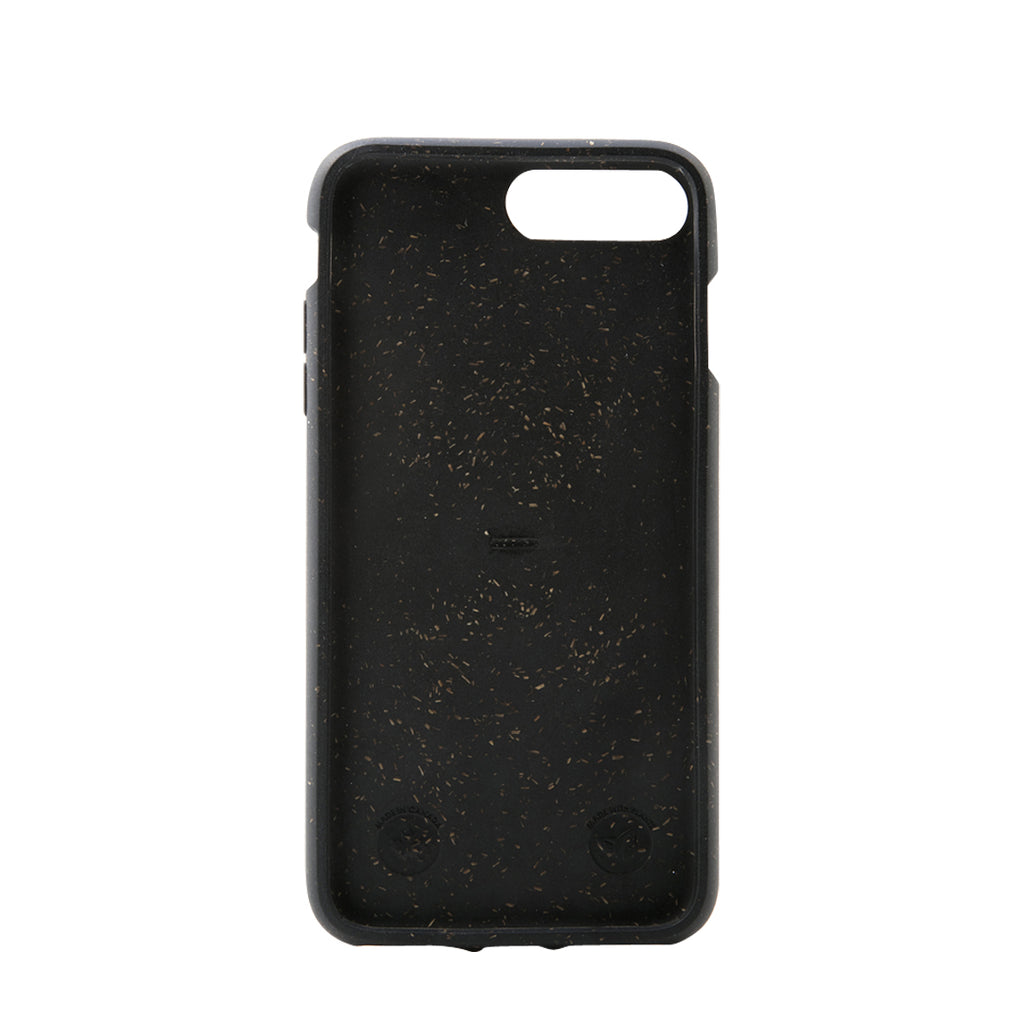 ROAM Black Eco-Friendly iPhone Plus Case