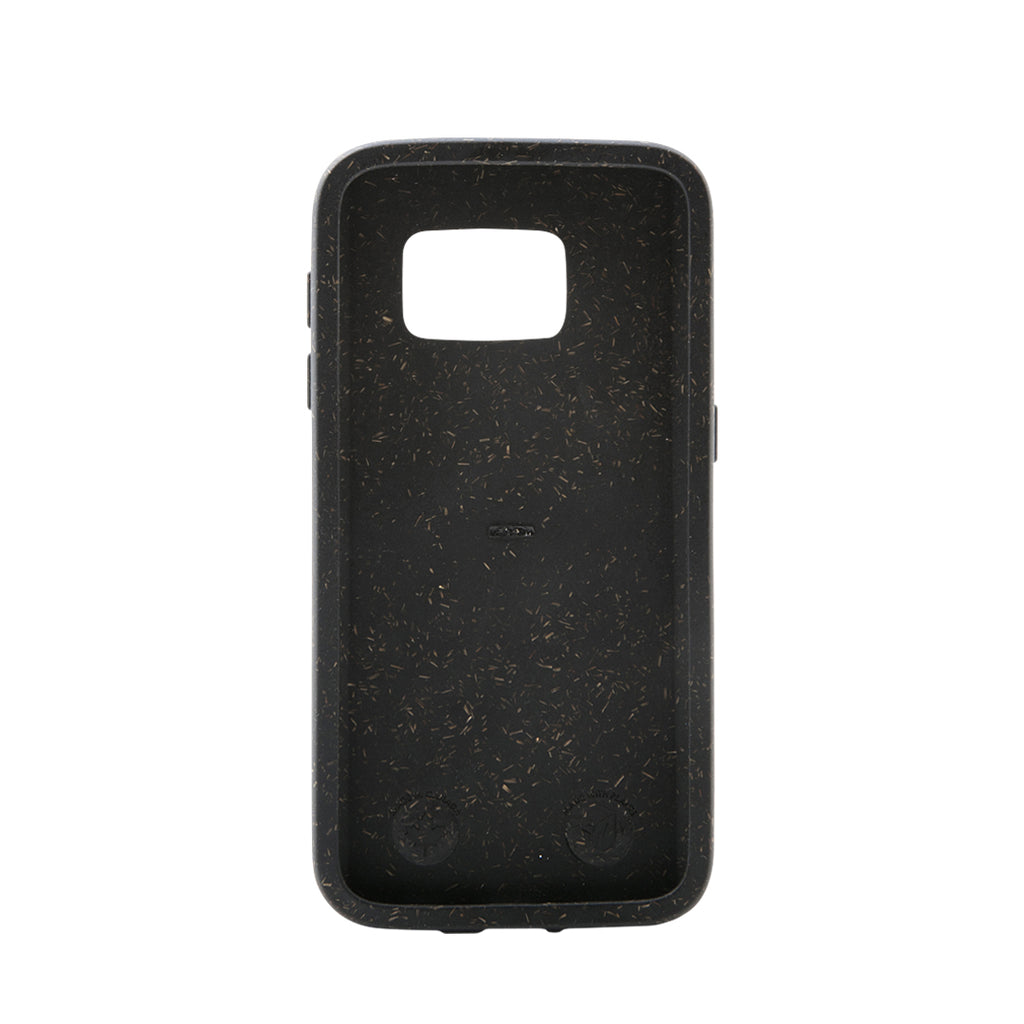 ROAM Black Eco-Friendly Samsung Galaxy S7 Case