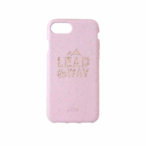 """Lead The Way"" Rose Quartz Eco Friendly iPhone SE / 5 / 5S Case"
