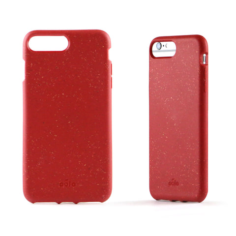 Red Eco-Friendly iPhone 6/7 PLUS Case