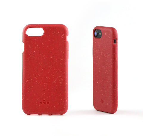 Red Eco-Friendly iPhone 7 Case