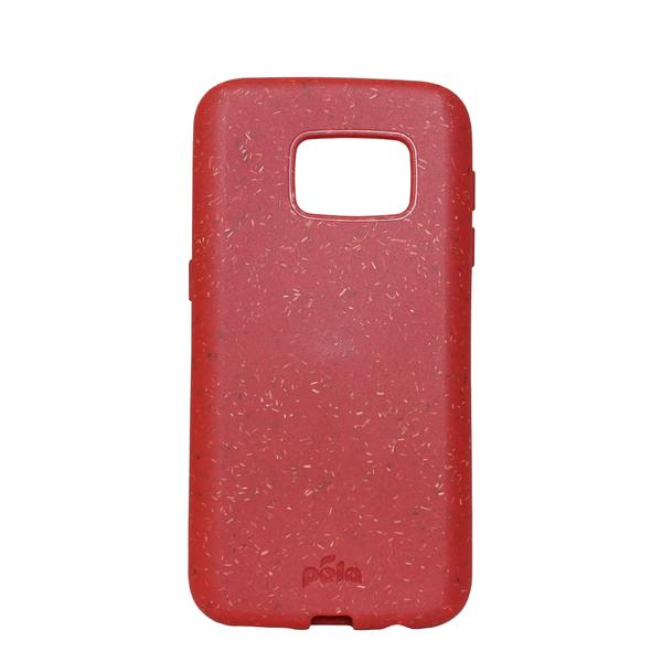 Red Eco-Friendly Samsung Galaxy S7 Case