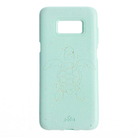 Ocean Turquoise (Turtle Edition) Samsung S8 Eco-Friendly Phone Case