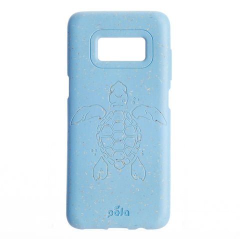 Sky Blue (Turtle Edition) Samsung S8+(Plus) Eco-Friendly Phone Case