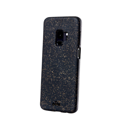 Black Samsung S9 Eco-Friendly Phone Case