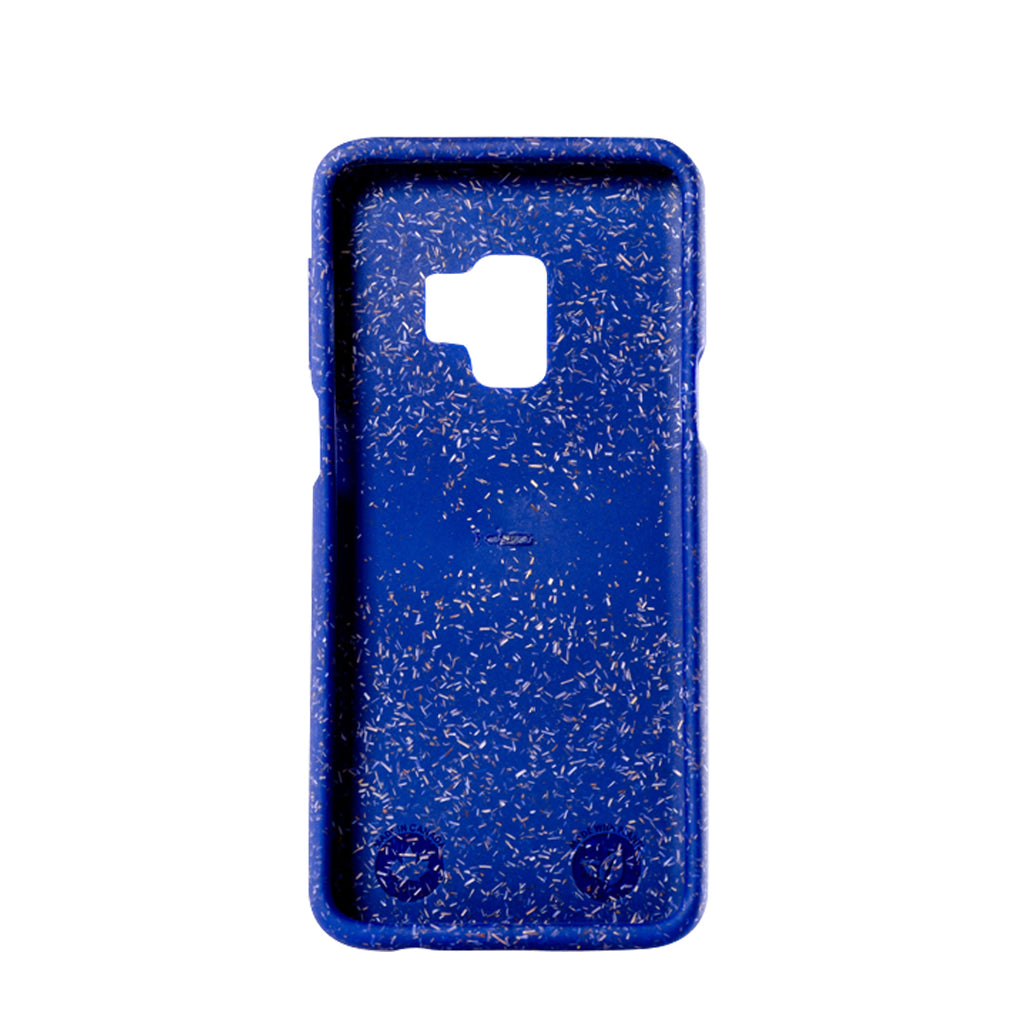 Blue Samsung S9 Eco-Friendly Phone Case