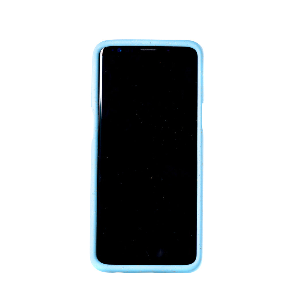 Sky Blue Samsung S9 Eco-Friendly Phone Case