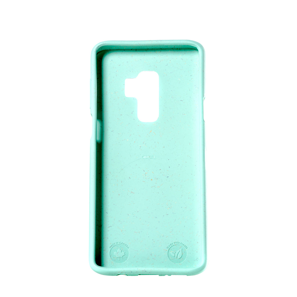Ocean Turquoise Samsung S9+(Plus) Eco-Friendly Phone Case