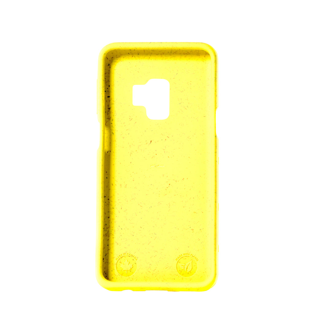 Sunshine Yellow Samsung S9 Eco-Friendly Phone Case