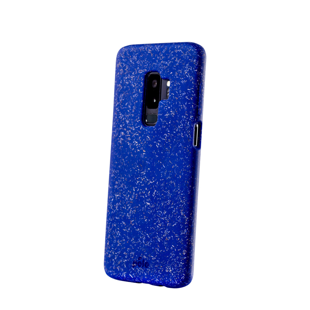 Blue Samsung S9+(Plus) Eco-Friendly Phone Case