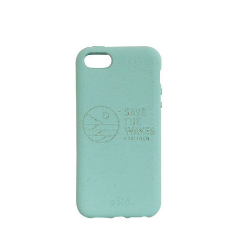 Save The Waves Eco-Friendly iPhone SE / 5 / 5S Case - Ocean