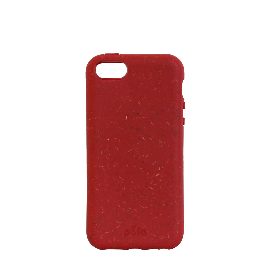 Red Eco-Friendly iPhone SE & iPhone 5/5s Case
