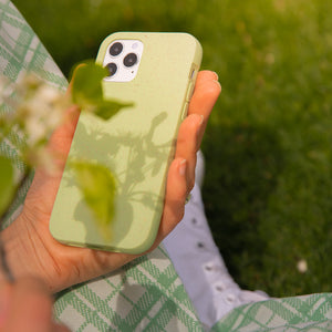 Sage Green iPhone 12/iPhone 12 Pro Case