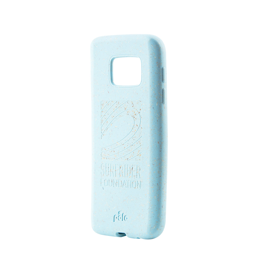 Surfrider Sky Blue Eco-Friendly Samsung Galaxy S7 Case