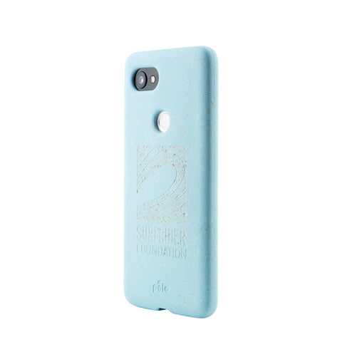 Surfrider Sky Blue Google Pixel 2XL Eco-Friendly Phone Case
