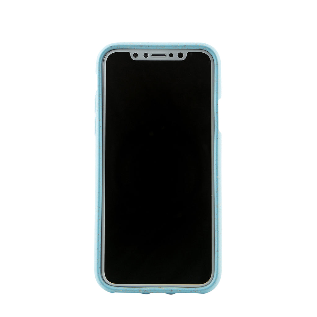 Surfrider Sky Blue Eco-Friendly iPhone X Case