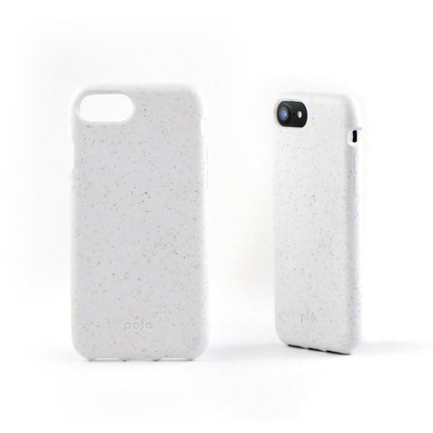 White Eco-Friendly iPhone 6/7 PLUS Case