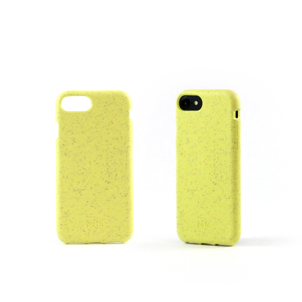 Sunshine Yellow Eco-Friendly iPhone 7 & iPhone 8 Case