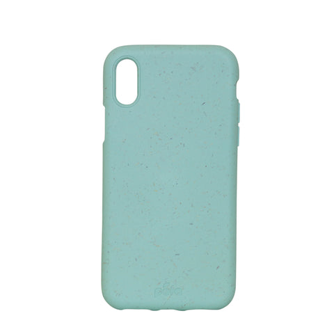 Ocean Turquoise Eco-Friendly iPhone X Case