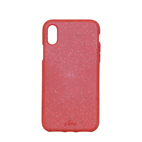 Red Eco-Friendly iPhone X Case