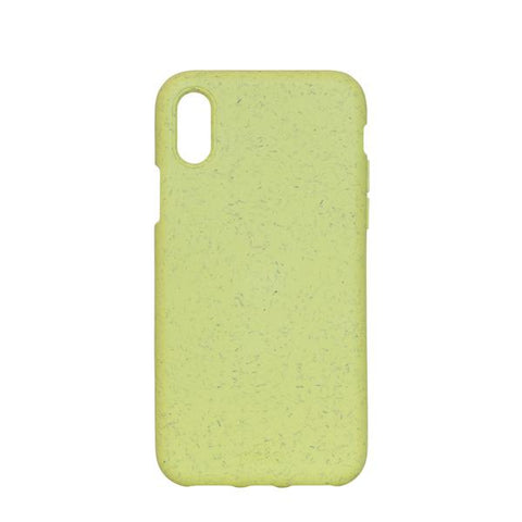 Sunshine Yellow Eco-Friendly iPhone XS Case