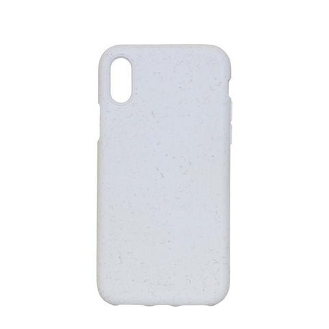 White Eco-Friendly iPhone XS Max Case