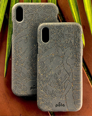 Clay (Jumbo Edition) Eco-Friendly iPhone XS Max Case