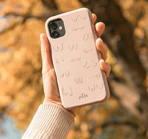 Blush Sister Eco-Friendly iPhone 11 Case