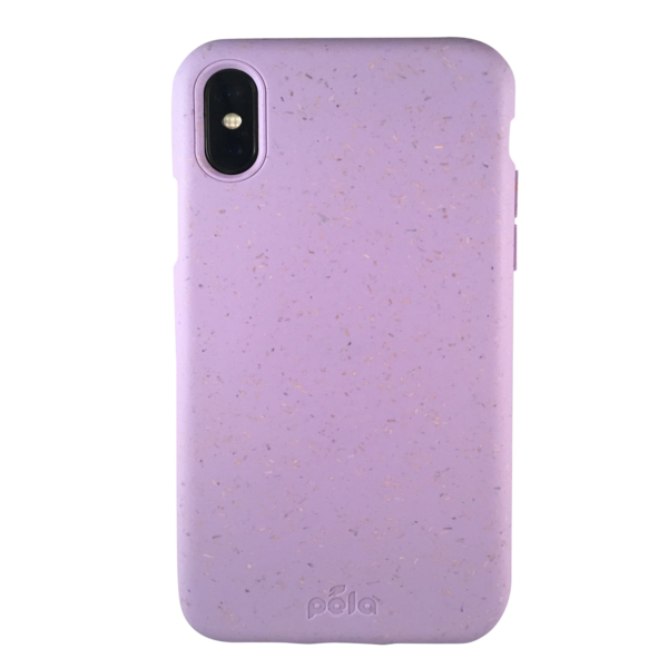 Lavender Eco-Friendly iPhone XS Max Case