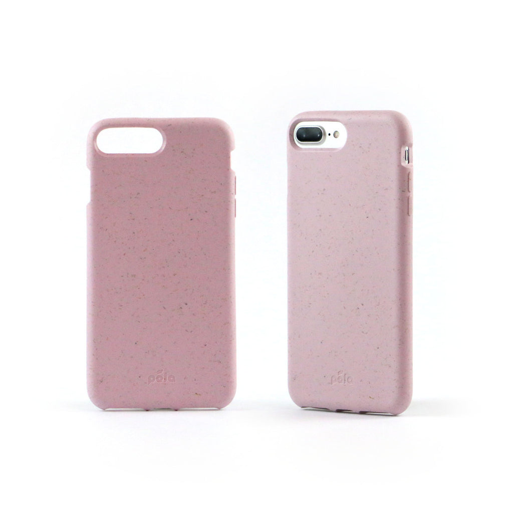 *NEW* Rose Quartz Eco-Friendly iPhone Plus Case