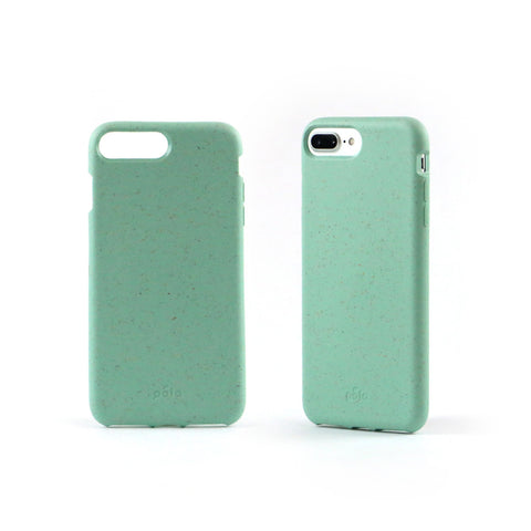 Ocean Turquoise Eco-Friendly iPhone Plus Case